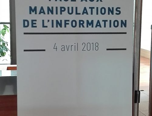 LUTTER CONTRE LES FAKE NEWS – CONFERENCE AFFAIRES ETRANGERES